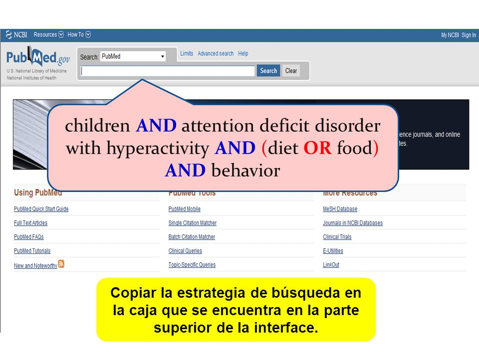children AND attention deficit disorder with hyperactivity AND (diet OR food) AND behavior