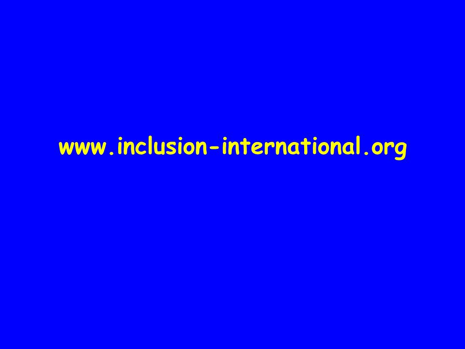 www.inclusion-international.org