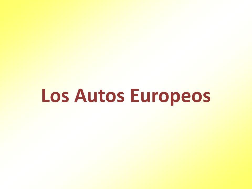 Los Autos Europeos