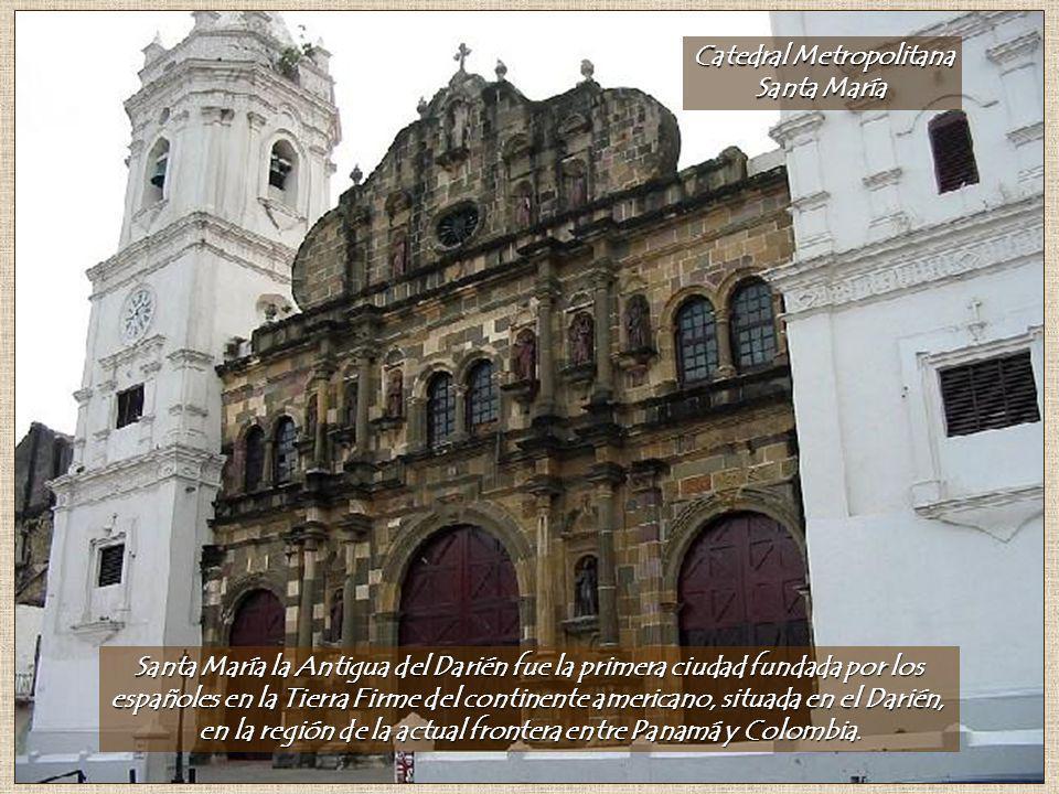 Catedral Metropolitana Santa María