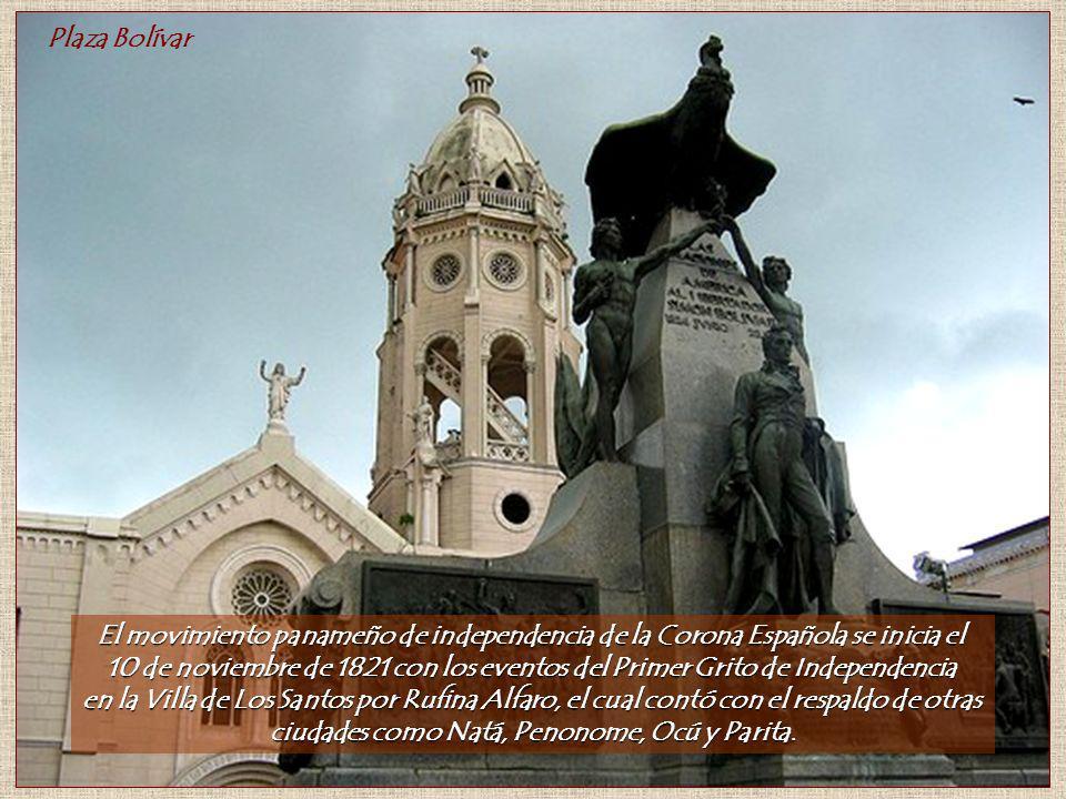 ciudades como Natá, Penonome, Ocú y Parita.