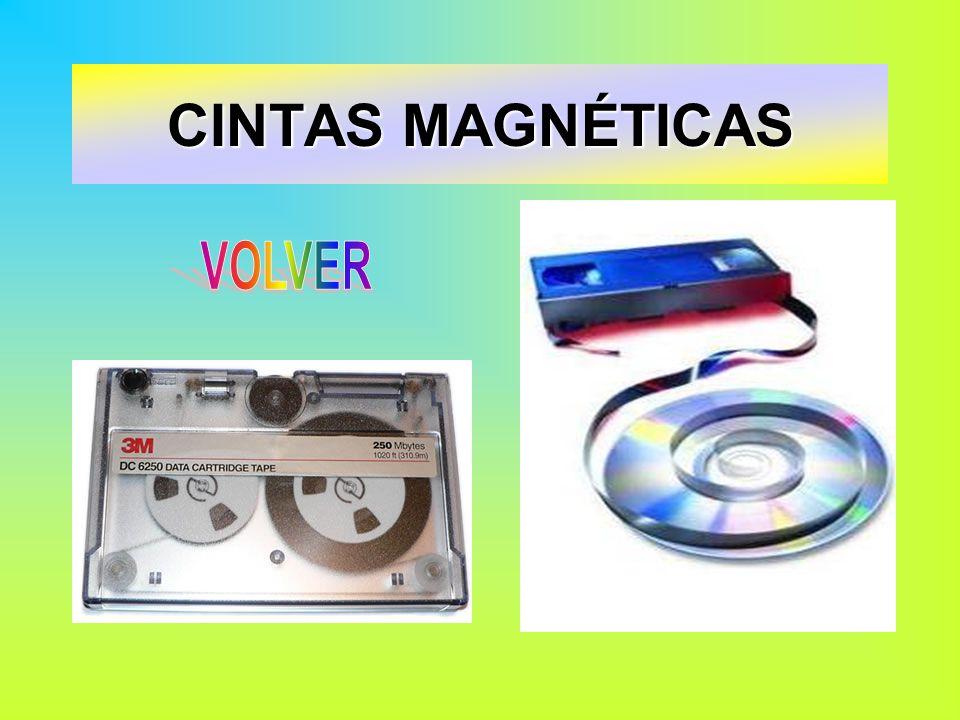 CINTAS MAGNÉTICAS VOLVER