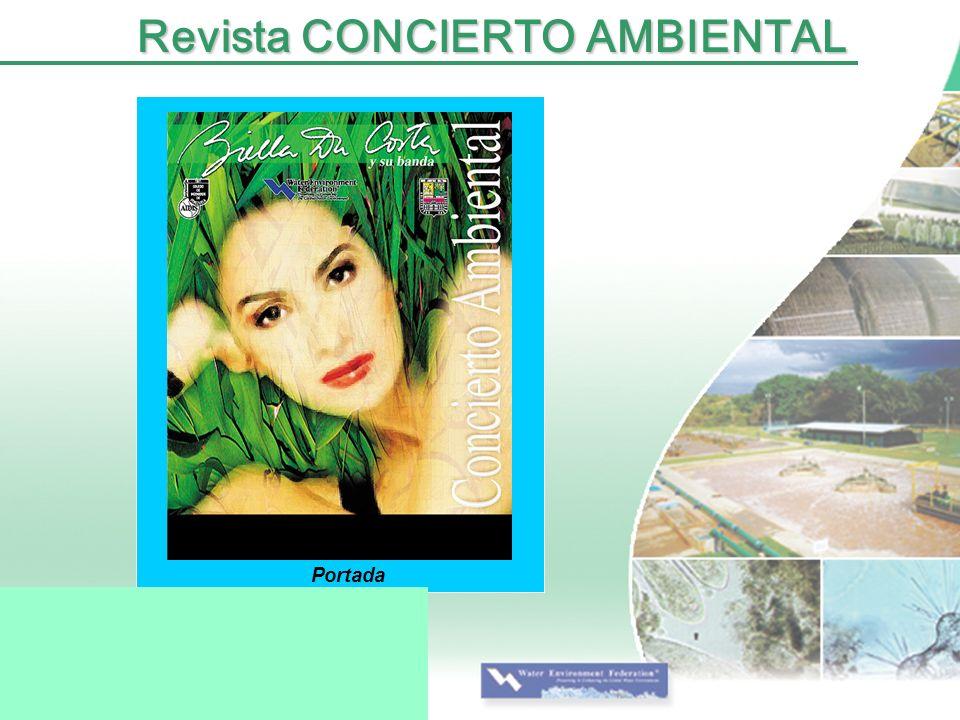 Revista CONCIERTO AMBIENTAL