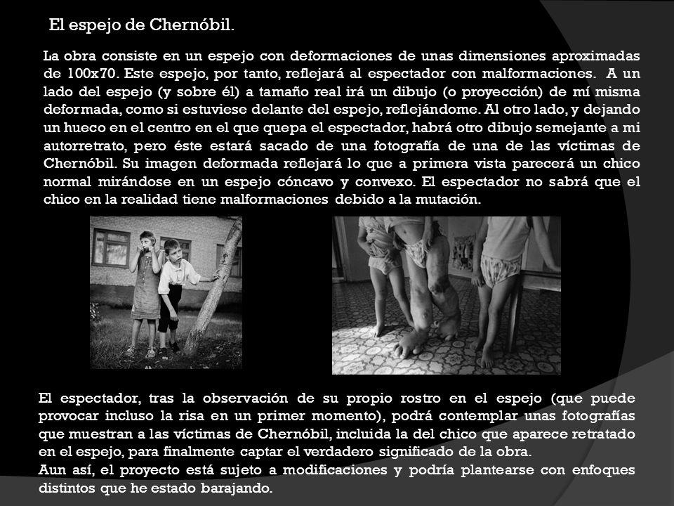El espejo de Chernóbil.