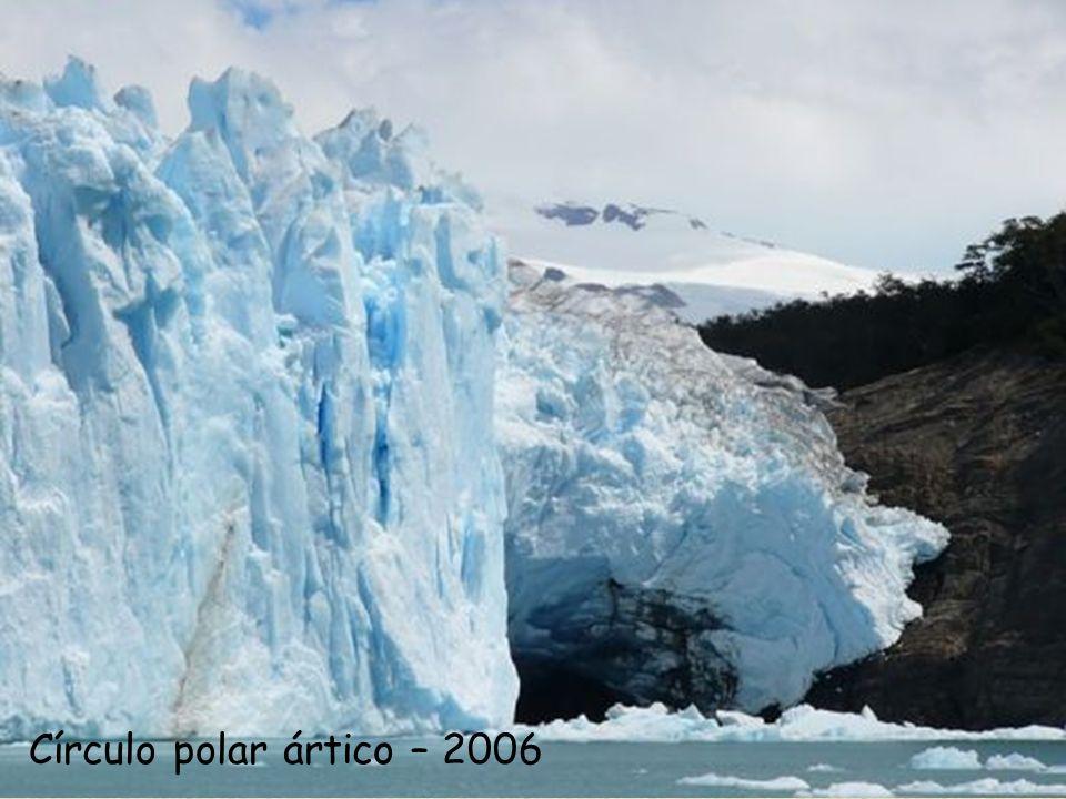 Círculo polar ártico – 2006