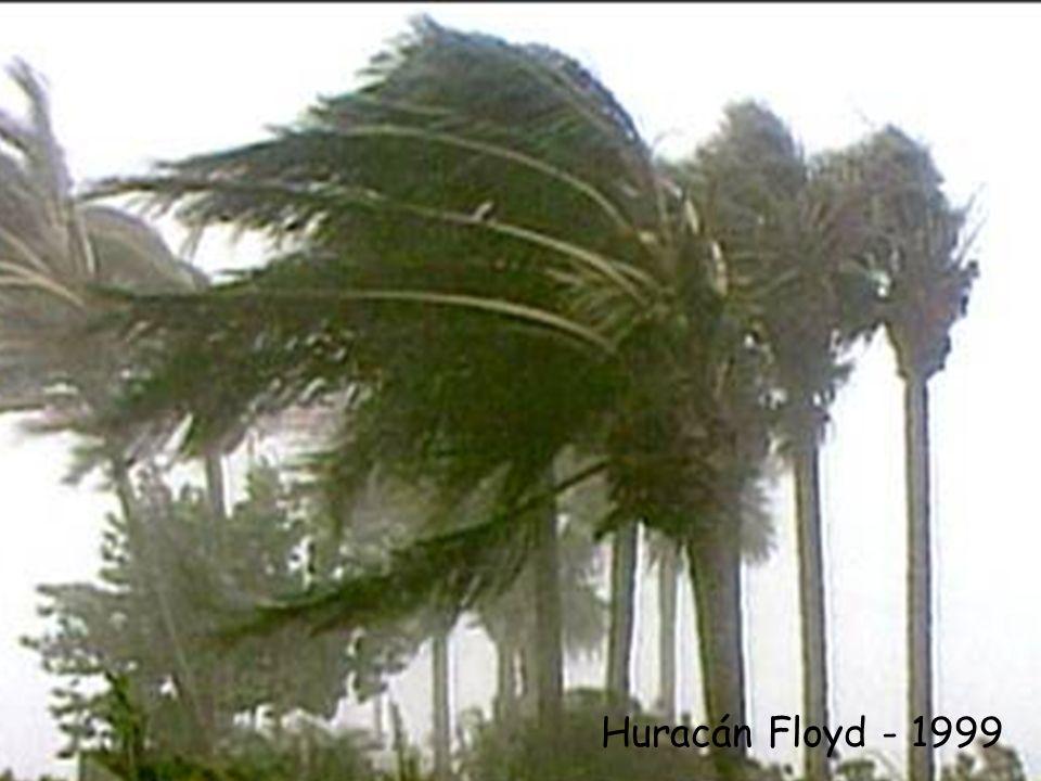 Huracán Floyd - 1999