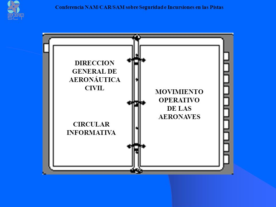 DIRECCION GENERAL DE AERONÁUTICA CIVIL