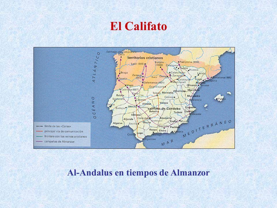 El Califato Al-Andalus en tiempos de Almanzor