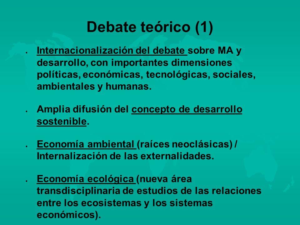 Debate teórico (1)