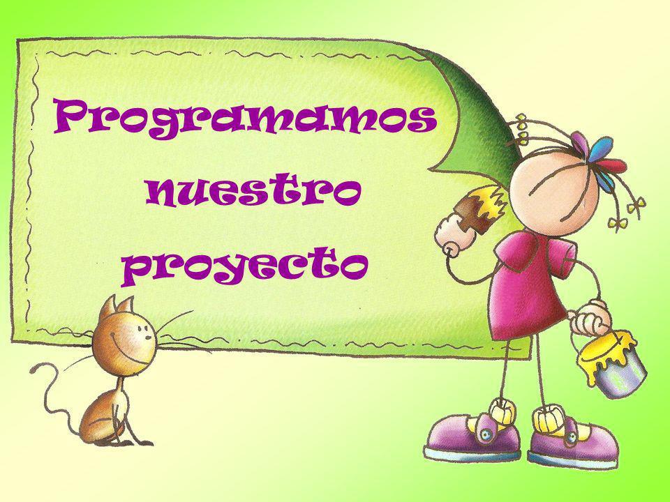 Programamos nuestro proyecto