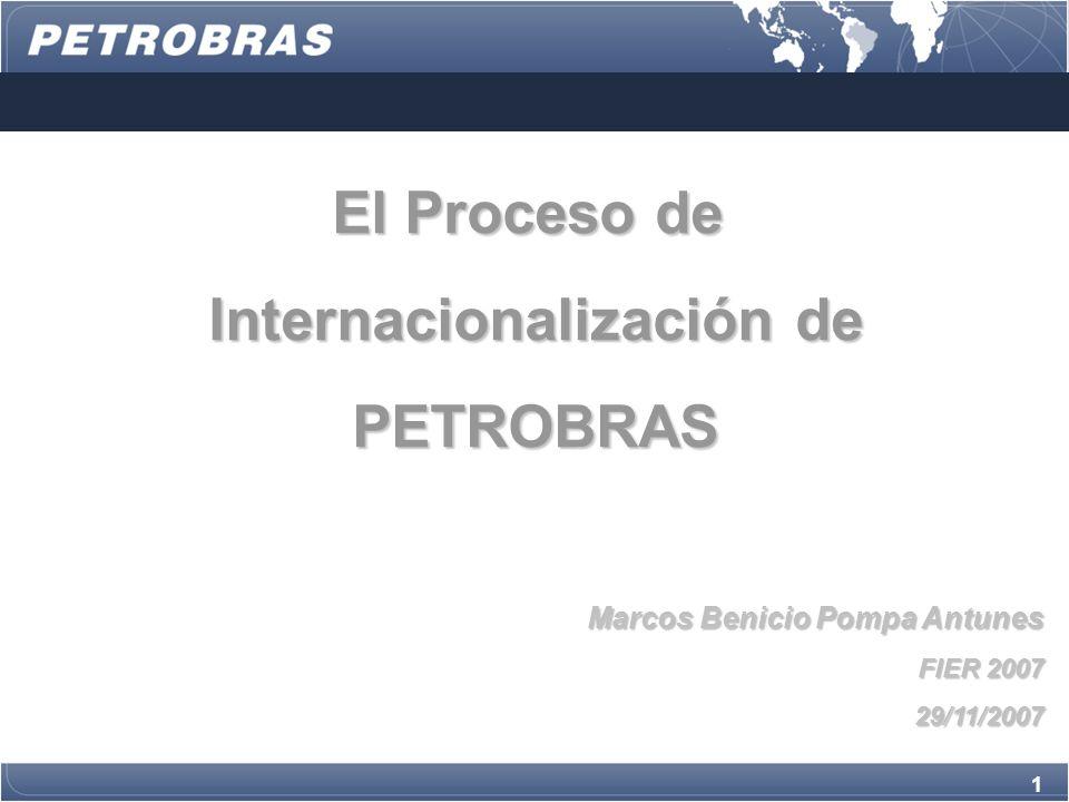 Internacionalización de