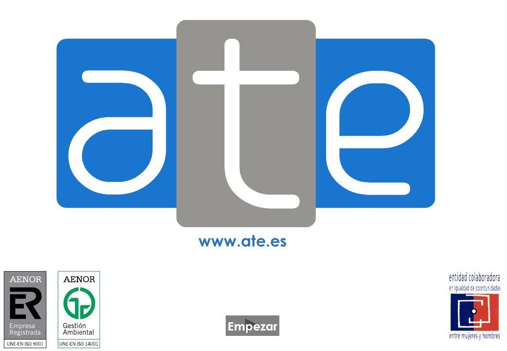 www.ate.es Empezar