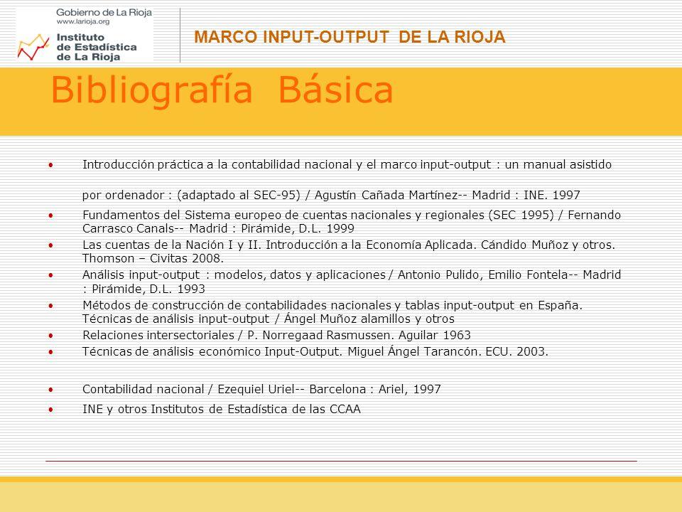 Bibliografía Básica