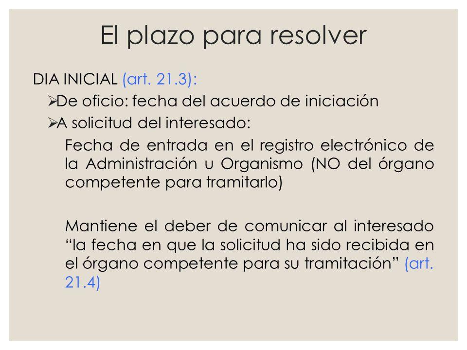 Ley 39 2015 de 1 de octubre del procedimiento for Oficina de asistencia en materia de registros