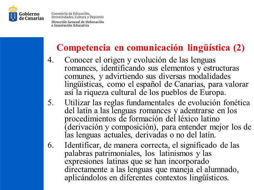 Competencia en comunicación lingüística (2)