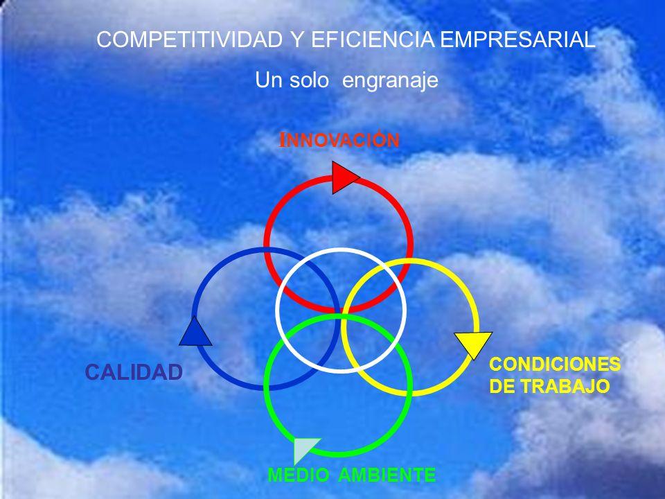 COMPETITIVIDAD Y EFICIENCIA EMPRESARIAL