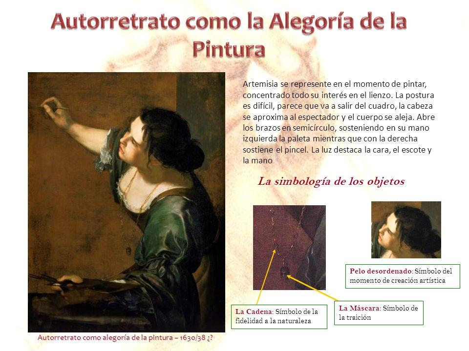 Autorretrato como alegoría de la pintura – 1630/38 ¿
