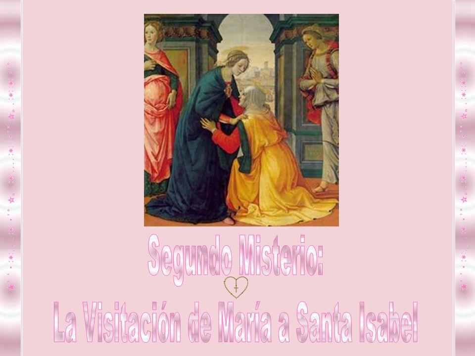 La Visitación de María a Santa Isabel