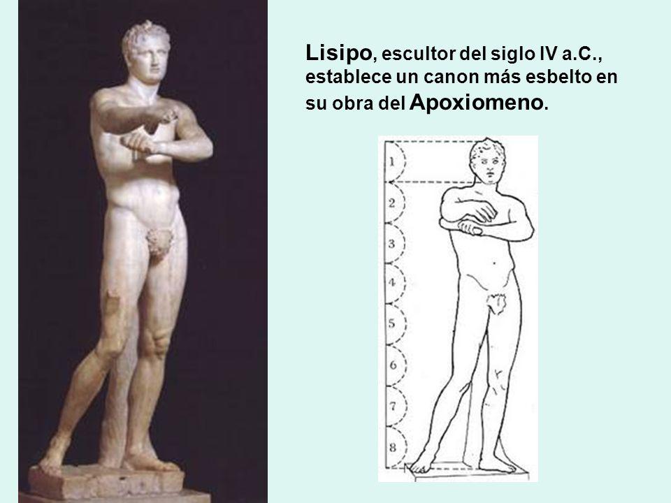 Lisipo, escultor del siglo IV a. C