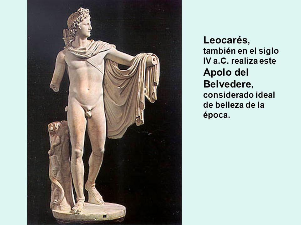 Leocarés, también en el siglo IV a. C