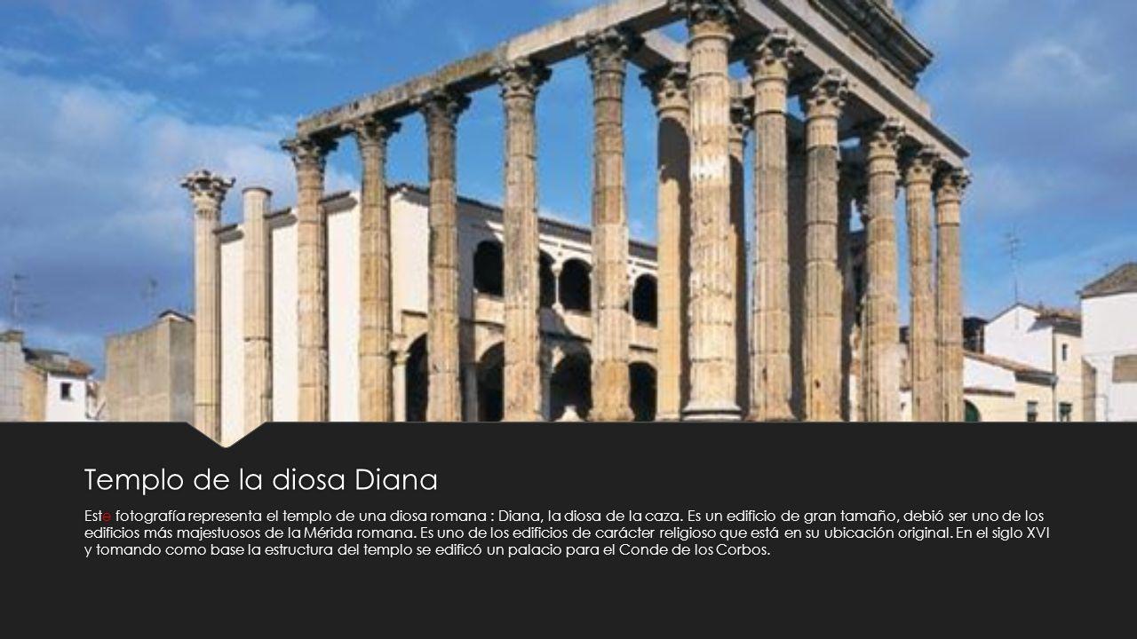 Templo de la diosa Diana