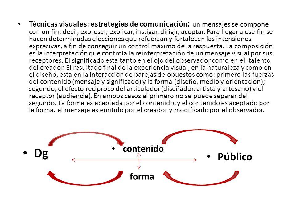 Dg Público contenido forma