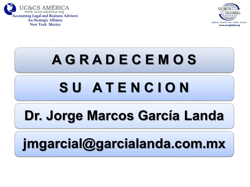 Dr. Jorge Marcos García Landa