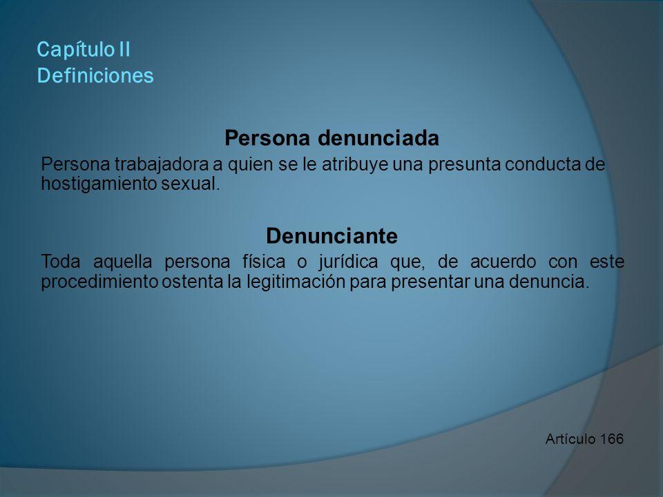 Capítulo II Definiciones