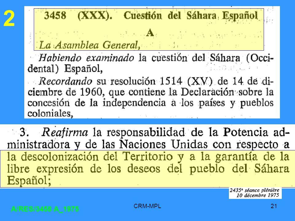 2 A/RES/3458 A_1975 CRM-MPL