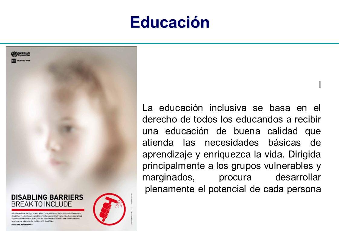 Educación l.