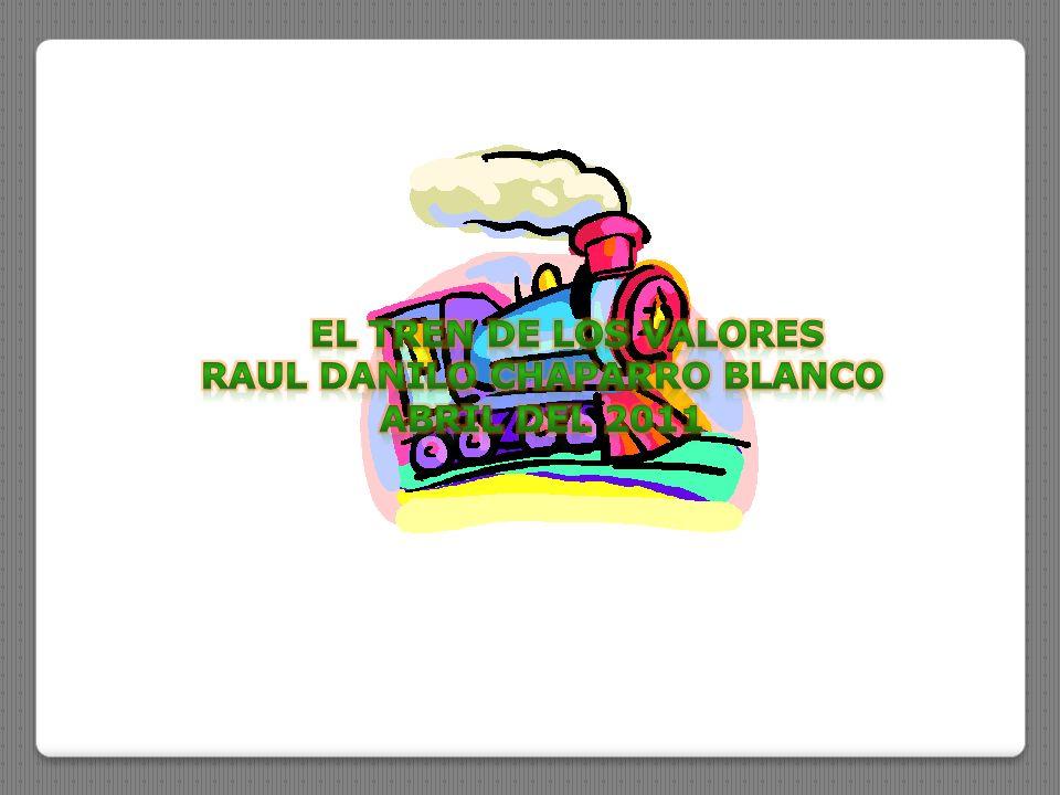 RAUL DANILO CHAPARRO BLANCO