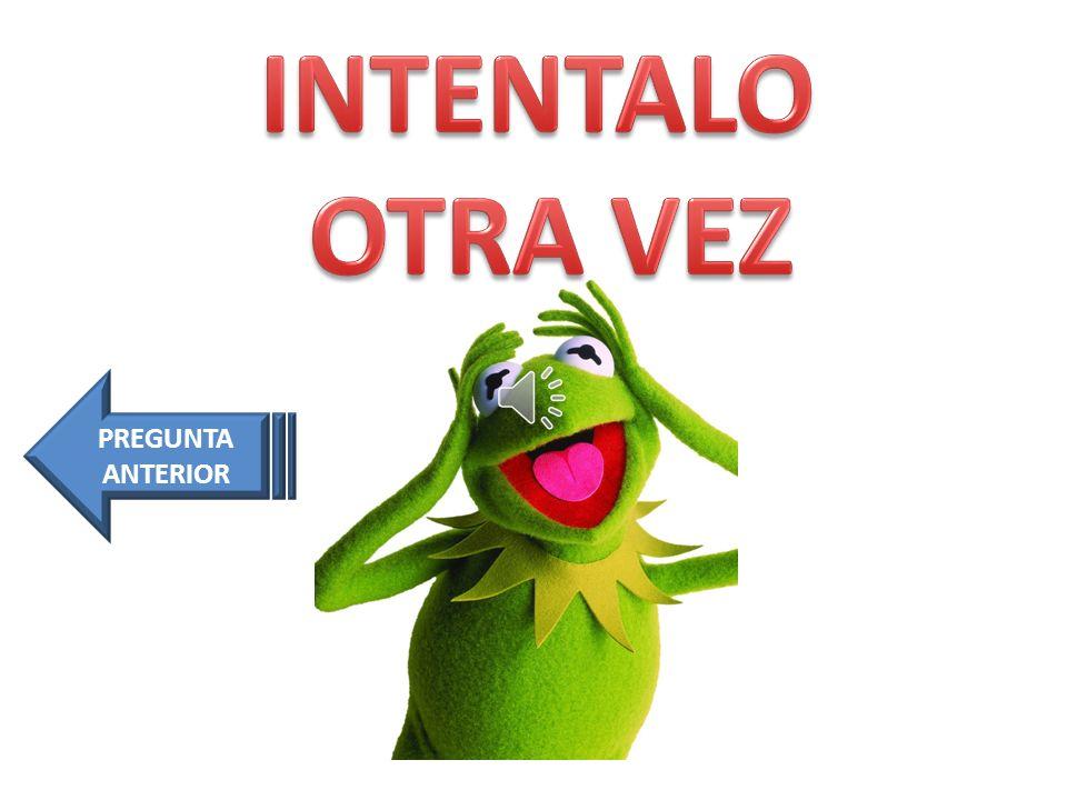 INTENTALO OTRA VEZ PREGUNTA ANTERIOR