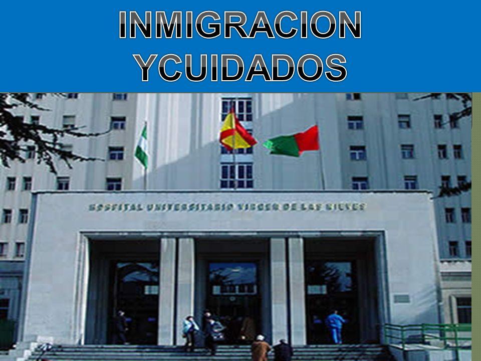 INMIGRACION YCUIDADOS