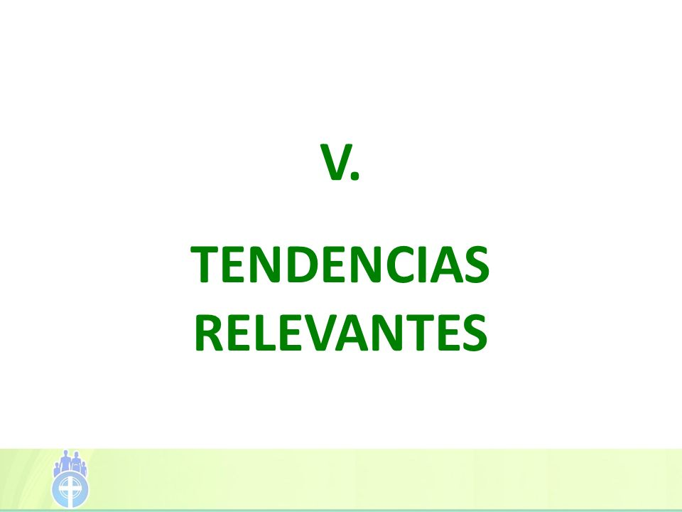 TENDENCIAS RELEVANTES