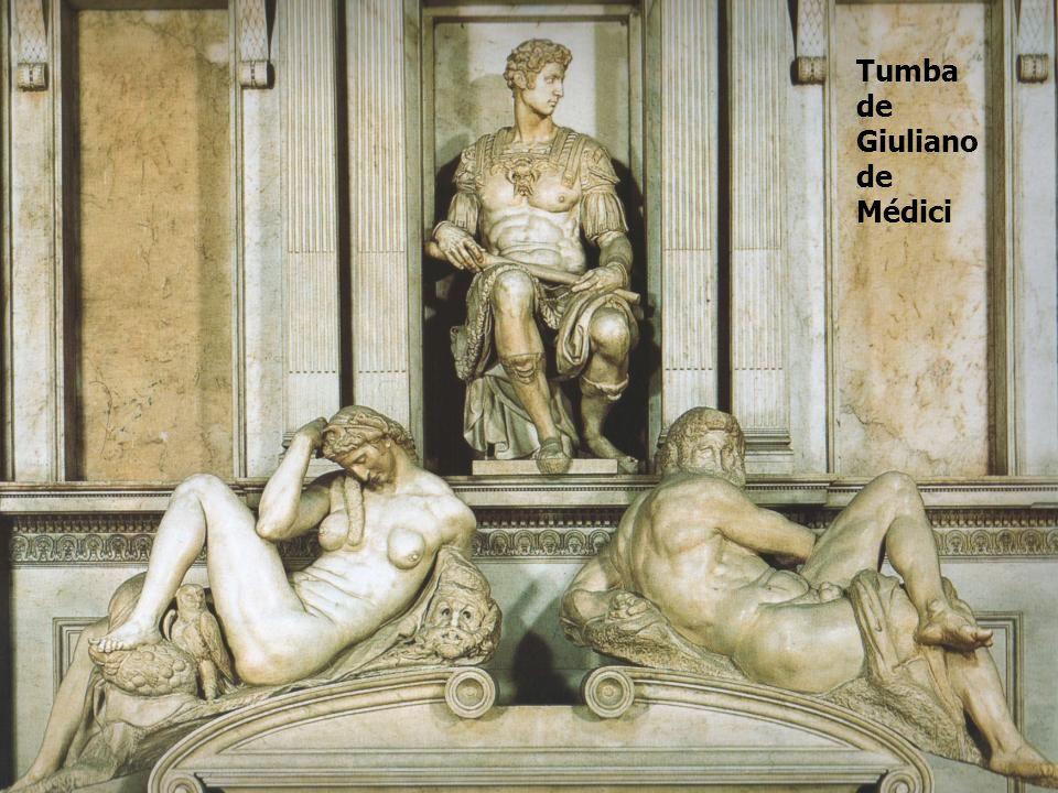 Tumba de Giuliano de Médici