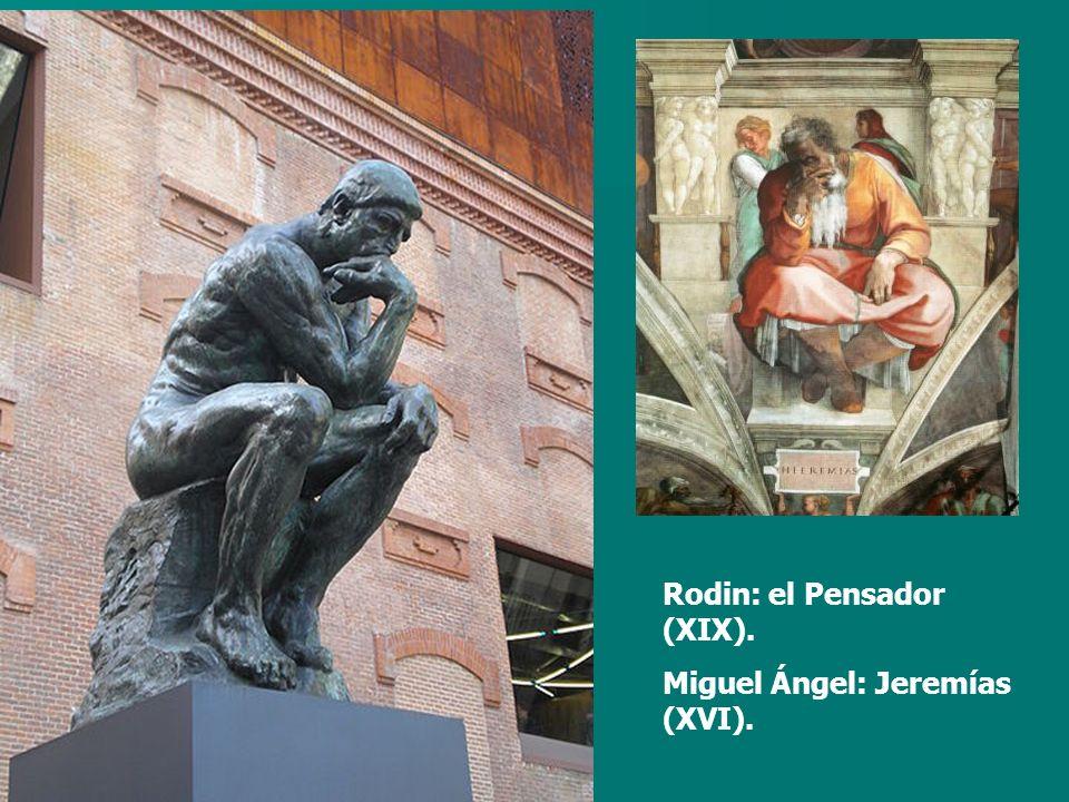 Rodin: el Pensador (XIX).