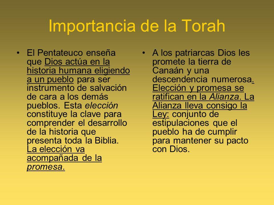 Importancia de la Torah