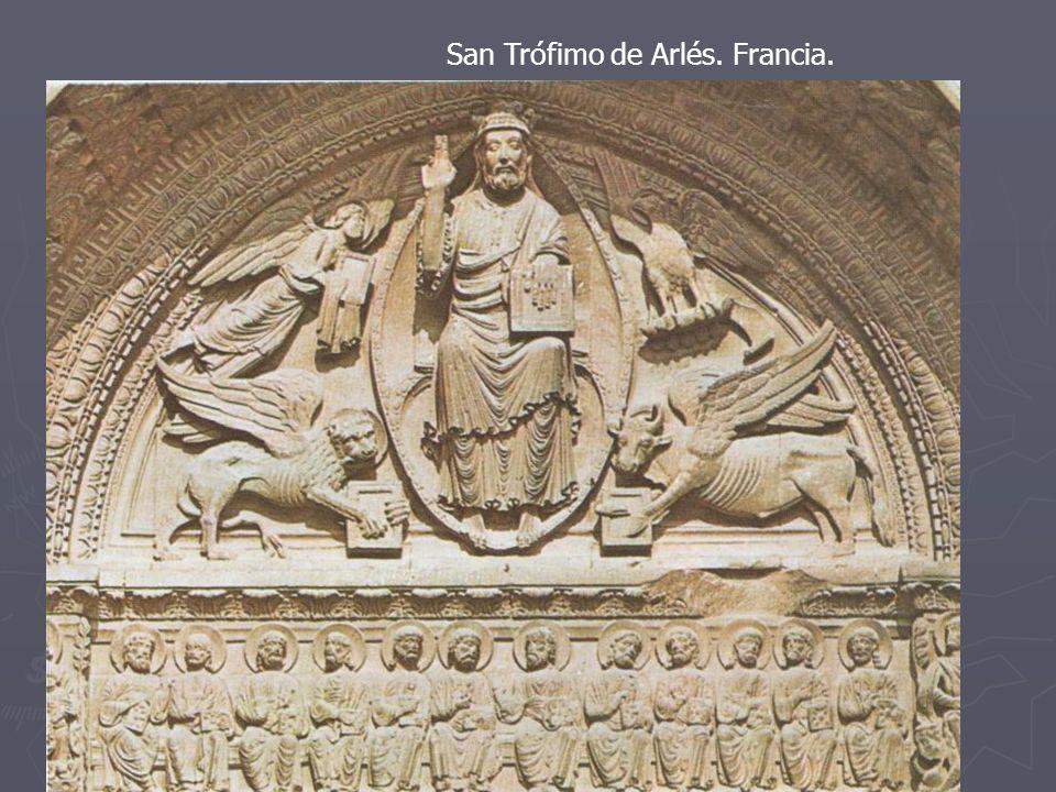 San Trófimo de Arlés. Francia.