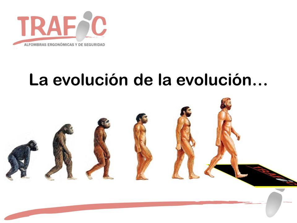 La evolución de la evolución…