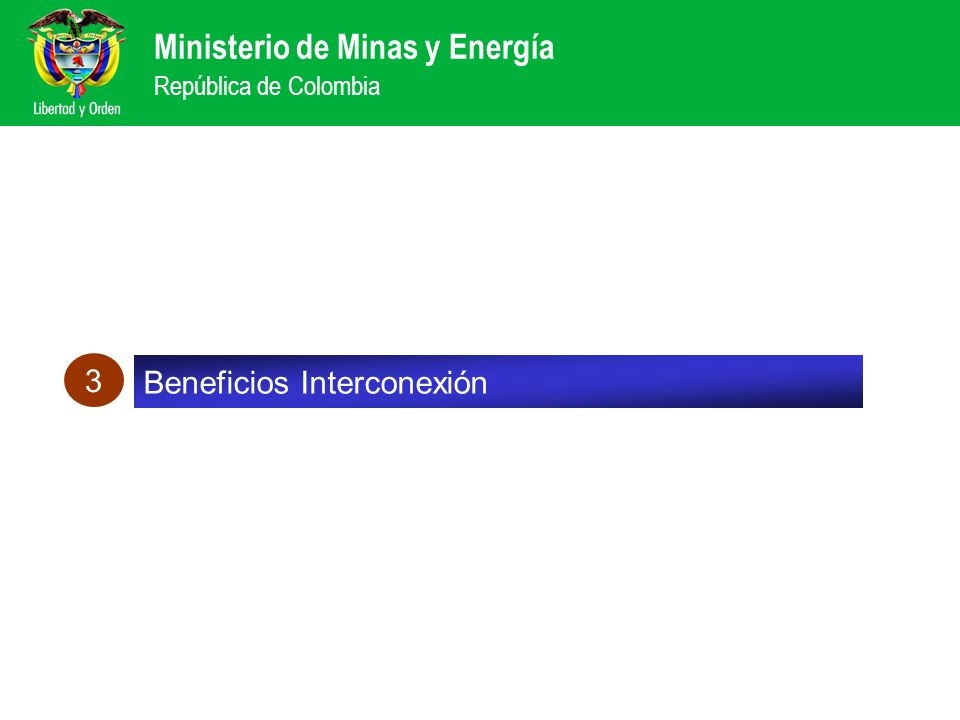 3 Beneficios Interconexión