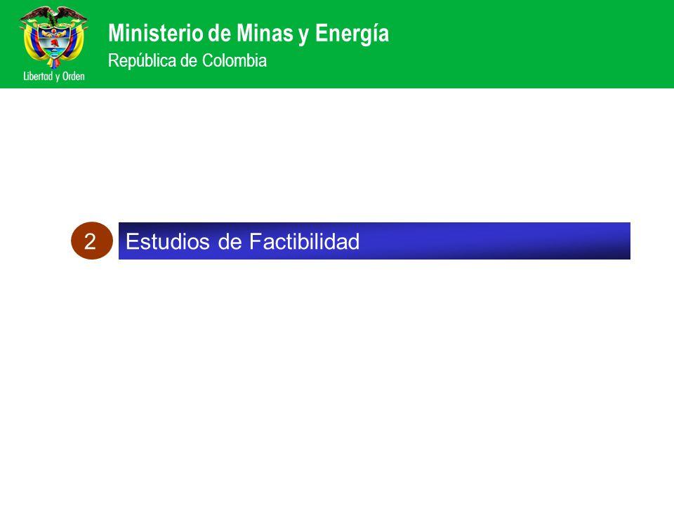 2 Estudios de Factibilidad Aquí van los datos de Colombia-Ecuador y los avances con Panamá