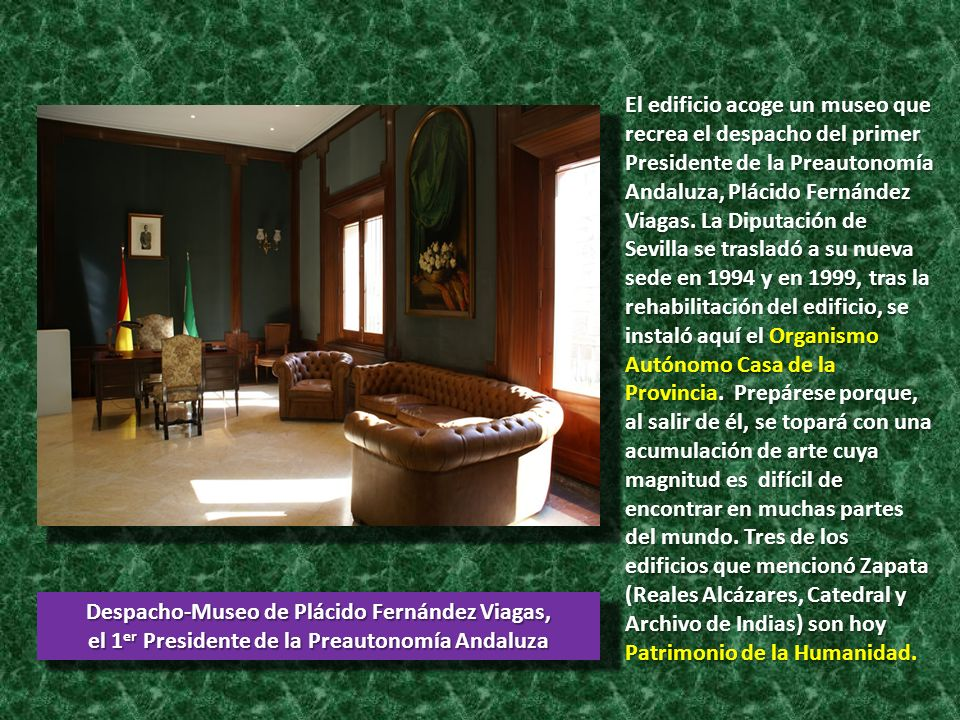 Despacho-Museo de Plácido Fernández Viagas,