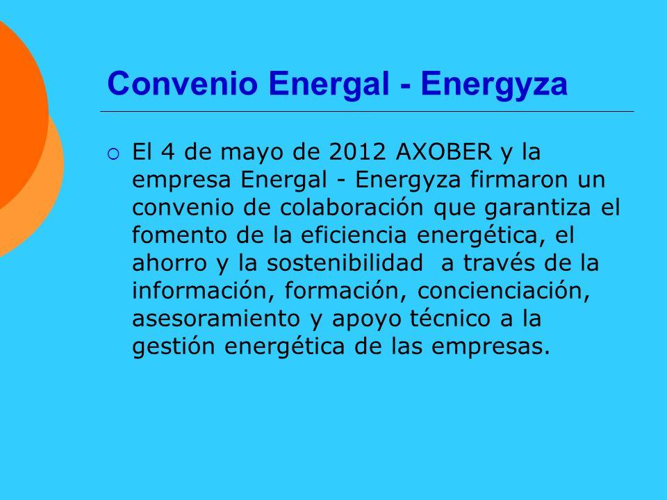 Convenio Energal - Energyza