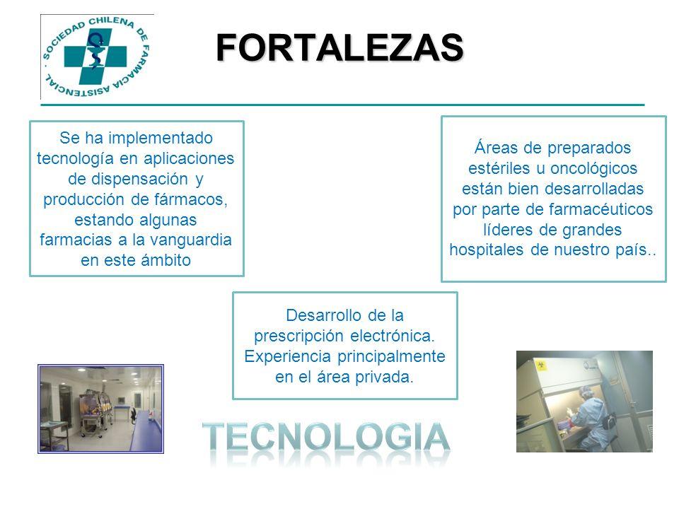 FORTALEZAS TECNOLOGIA