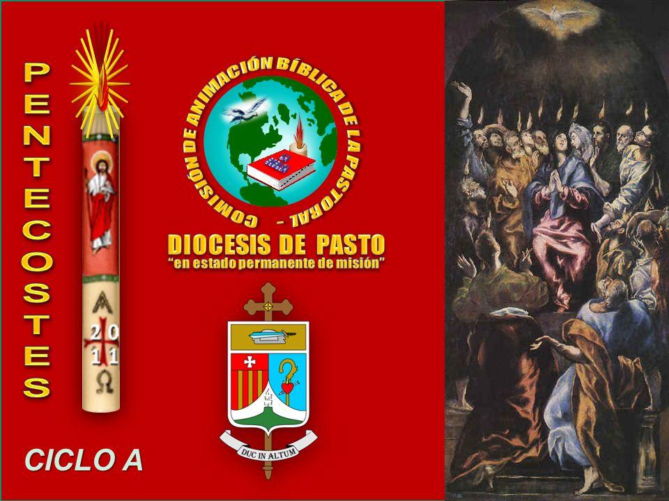P E N T C O S CICLO A COMISIÓN DE ANIMACIÓN BÍBLICA DE LA PASTORAL -