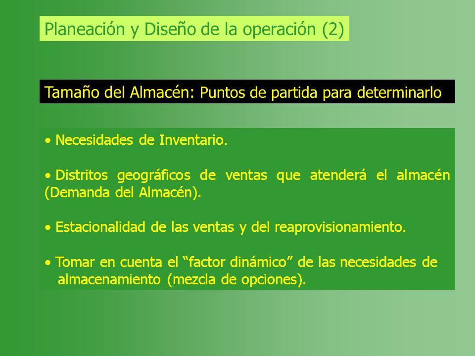 Planeación y Diseño de la operación (2)