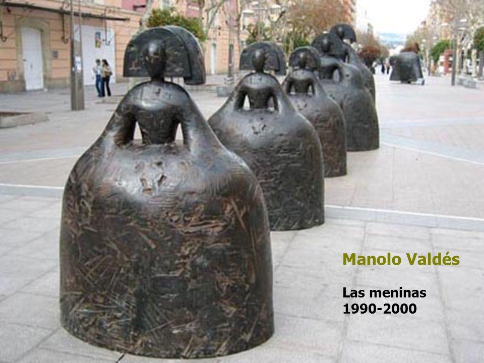 Manolo Valdés Las meninas 1990-2000