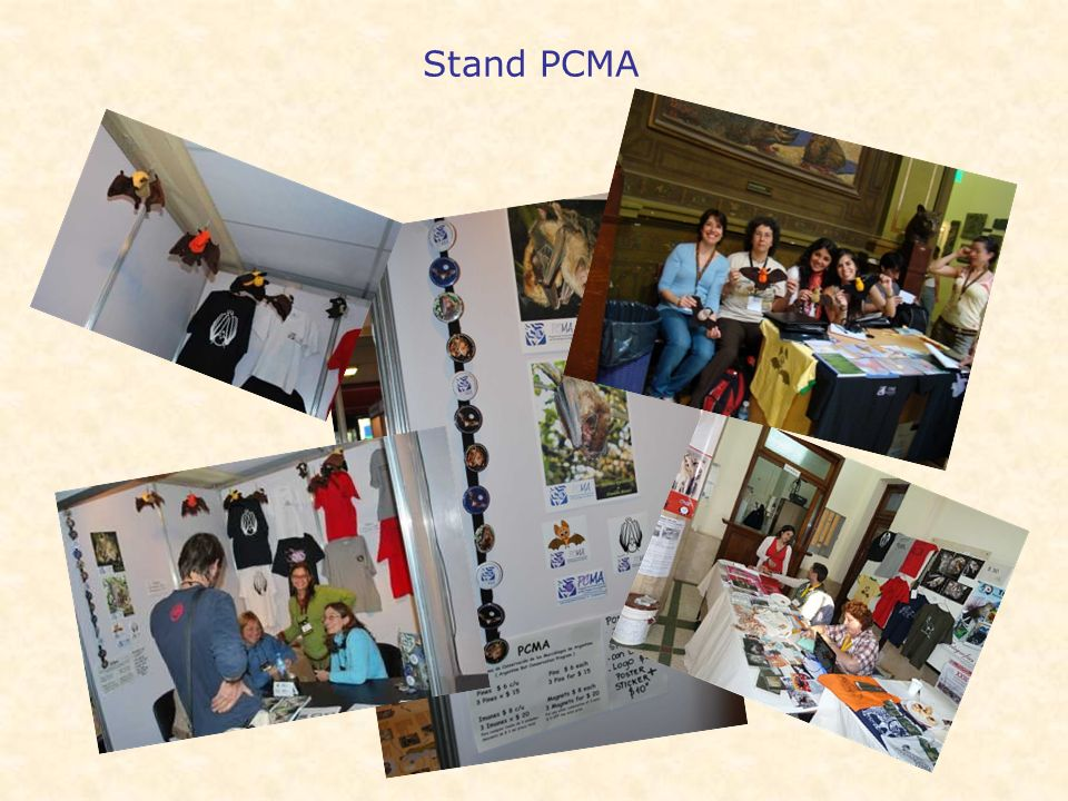 Stand PCMA