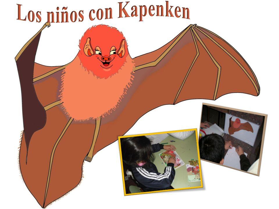 Los niños con Kapenken