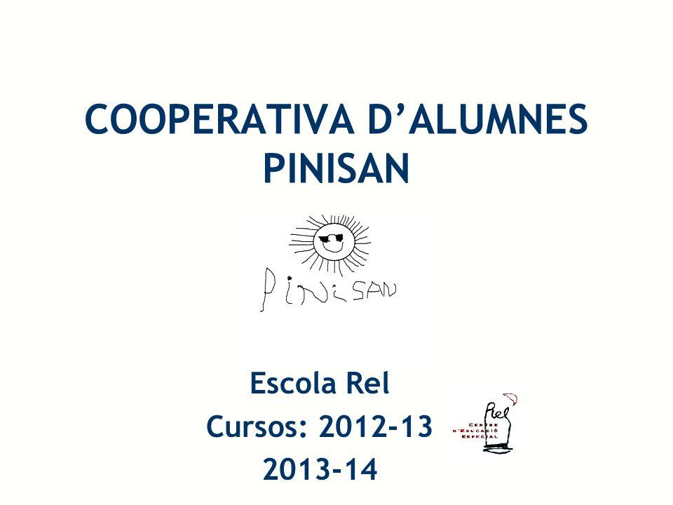 COOPERATIVA D'ALUMNES PINISAN
